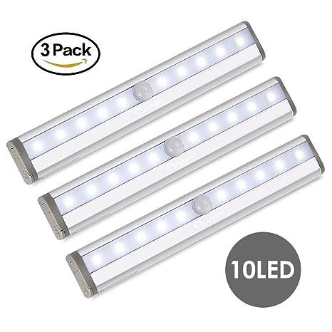 LED Color Blanco Frío Joy Hero iluminación de barrera virtual sin cable con sensor de movimiento