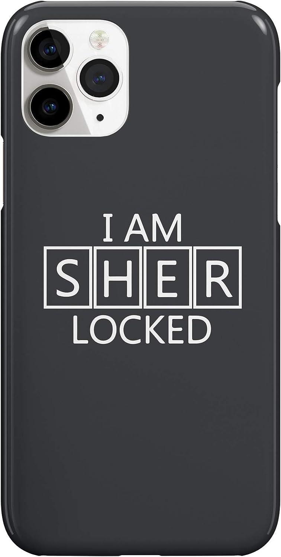 coque iphone 8 i am sherlocked