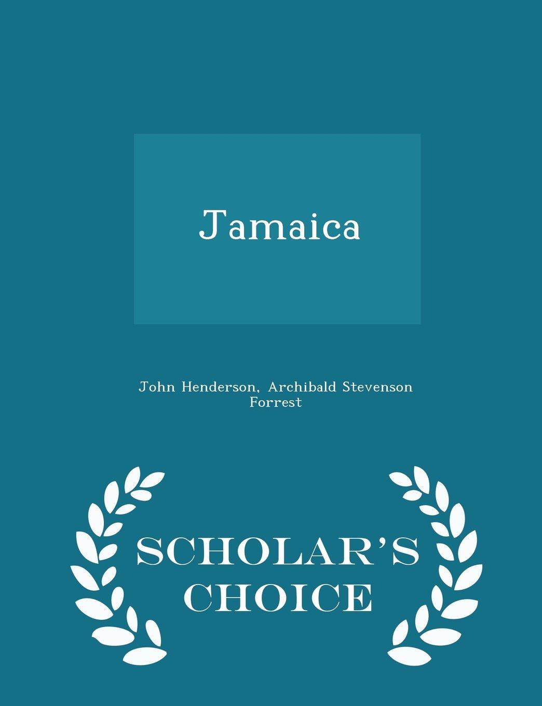 Jamaica - Scholar's Choice Edition