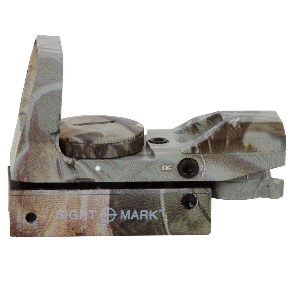 Sightmark Sure Shot Reflex Sight, Dove Tail (Camo) by Sightmark (Image #8)