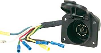 Amazon.com: Hopkins 41145 LiteMate Vehicle to Trailer Wiring Kit (Pico  6769PT) 1999-2002 Chevrolet Silverado and GMC Sierra: Automotive | Chevrolet Silverado Trailer Wiring Harness |  | Amazon