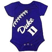 2debce6ad36 Gen2 Duke Blue Devils Fanatic Bodysuit Onesie Creeper 0-3 Months