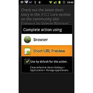 Short URL Preview: Amazon com br: Amazon Appstore