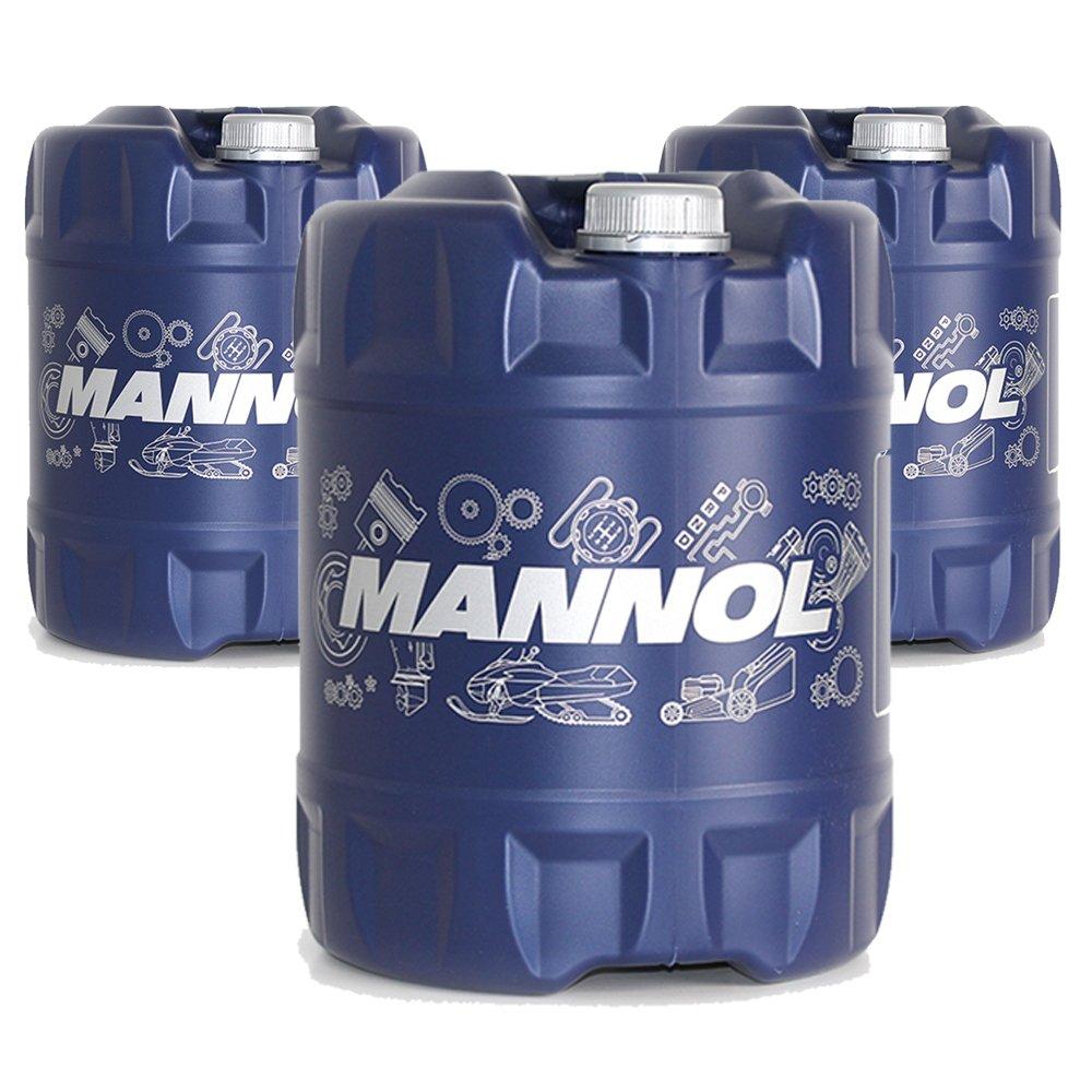 Pemco 3 x 20 Liter, Antifreeze 912+ Frostschutz Rot -40 Fertigmischung HH