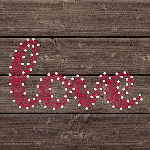 String Art Kit X8 Love