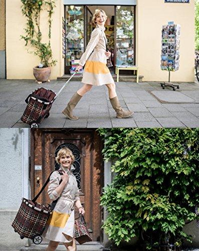 reisenthel Carrycruiser Shopping Trolley, Baroque Taupe by reisenthel (Image #8)