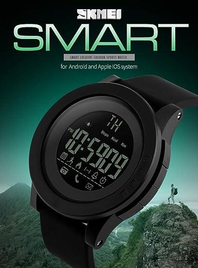 Reloj Inteligente Deporte Fitness Tracker, Btruely Herren ...