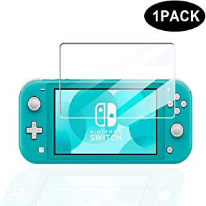 Dotuo Protector de Pantalla para Nintendo Switch Lite, [2 Pack] 3D Touch Compatibles 9H Dureza Anti-Explosion,Water,Oil Cristal Vidrio Templado Premium para Nintendo Switch Lite: Amazon.es: Electrónica