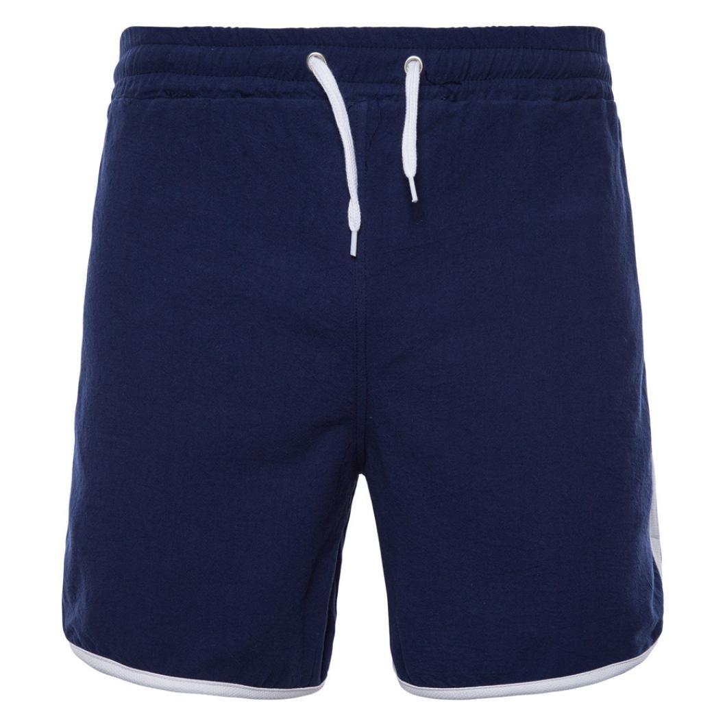 Hommes Jogging Shorts, Covermason Homme été Shorts Bermuda Pantacourt Sport Jogging Casual Décontracté Sport Respirant Pantalons