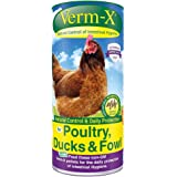 Verm X Poultry, Duch and Fowl Pellets Internal Parasite Control 250g