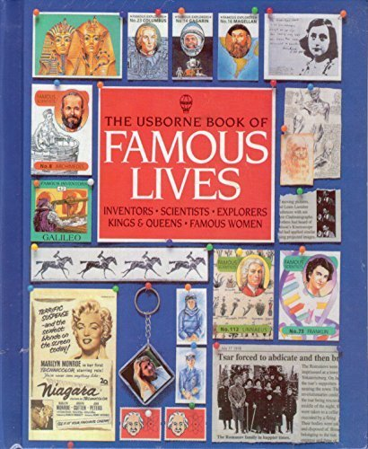 Usborne Book of Famous Lives (Famous Lives Series) by Richard Dungworth (1998-01-03)
