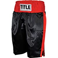 TITLE Classic Stock Boxing Trunks