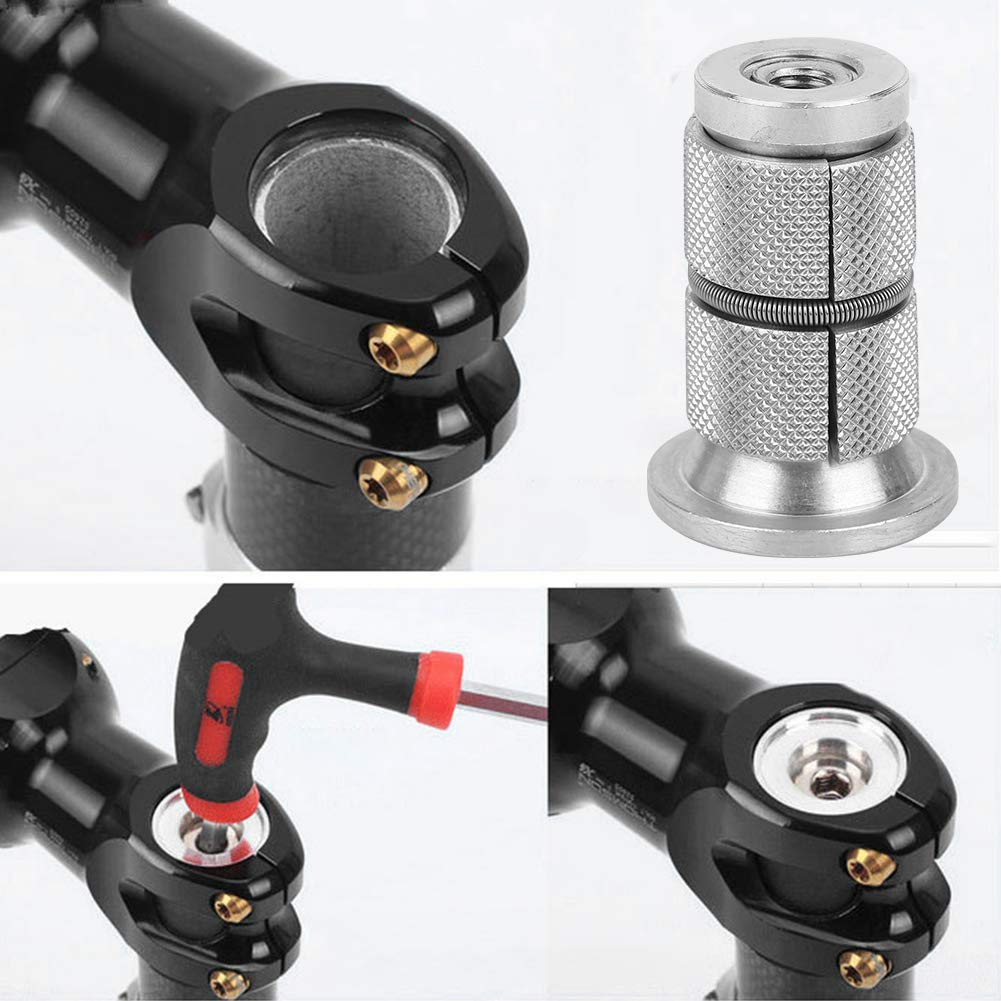 SH-RuiDu Mountain Bicycle Expansion Screw Road Bike Front Fork Headset Suspended Core Expansion Sunflower Flower Core Screw