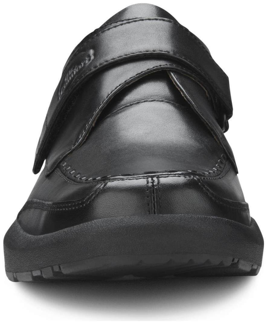 Dr. Comfort Frank Men's Therapeutic Diabetic Extra Depth Dress Shoe: Black 7 Wide (E/2E) Velcro by Dr. Comfort (Image #7)