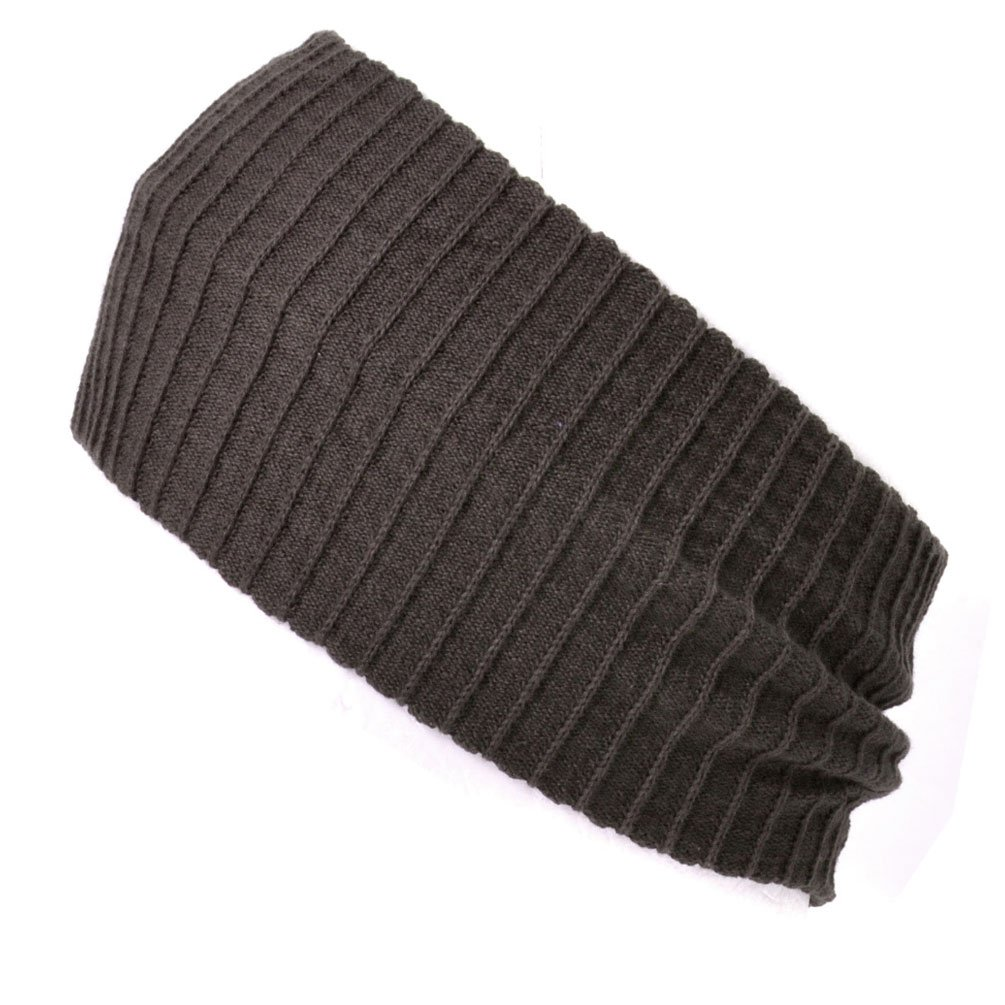 Casualbox Mens Raka Cotton Headband Men Women Hair Accessory Brown headwraps-headwear