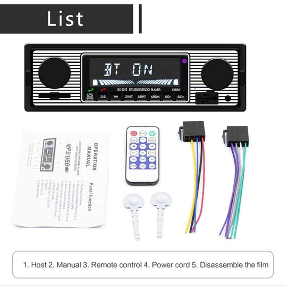 Auto-Elektronik MP3-Tuner sumicorp.com autoradio mp3 Player ...
