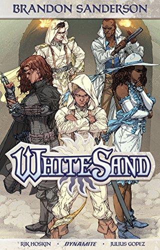 (Brandon Sanderson's White Sand Volume 2 (Signed Limited Edition))
