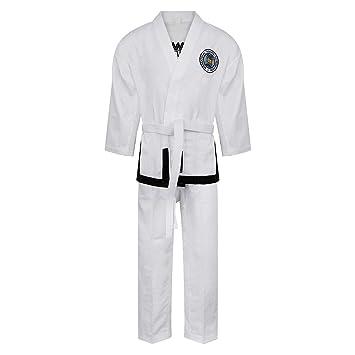 Amazon.com: Martial Arts Elite - Traje de combate con ...