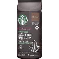 Starbucks  Organic French Roast Ground Coffee,