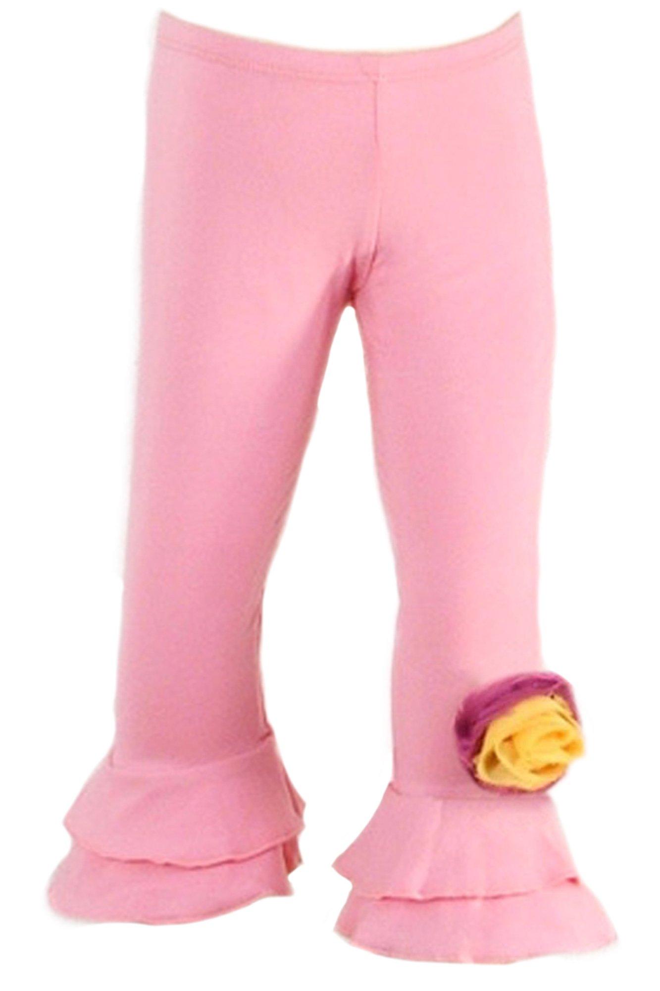 Spinning Tales Little Girls' Pink Bottoms (6/6X)