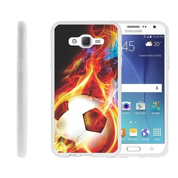 13b9bce2ba Amazon.com: MINITURTLE Case Compatible w/ Samsung Galaxy J7 Case ...