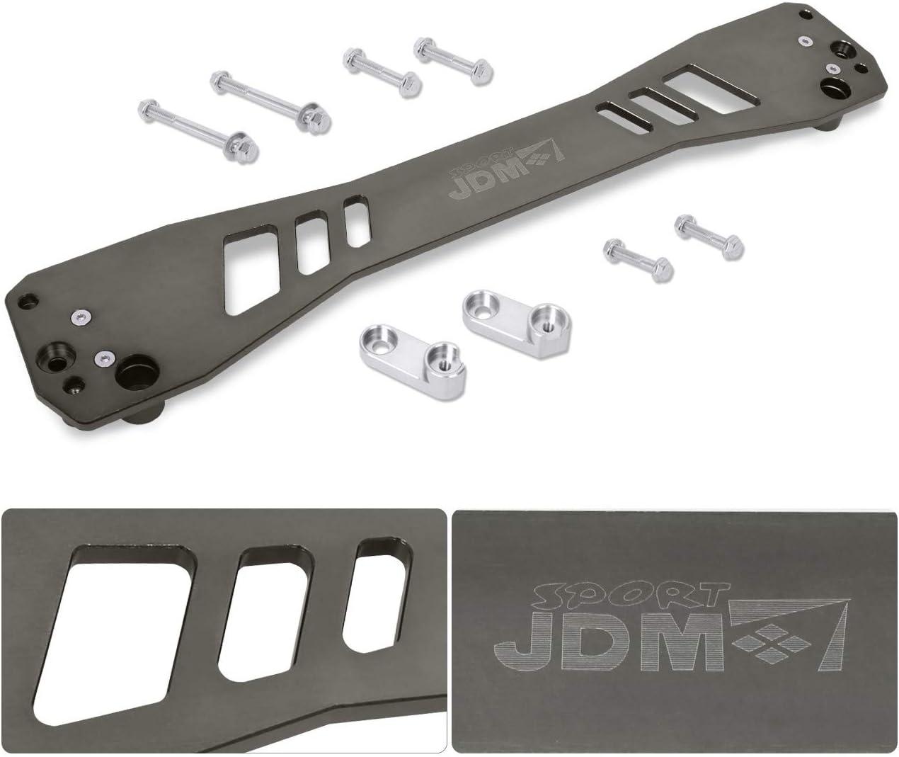 Ajp Distributors Red Suspension Subframe Tie Brace For Honda Civic Upgrade Performance Replacement Handling