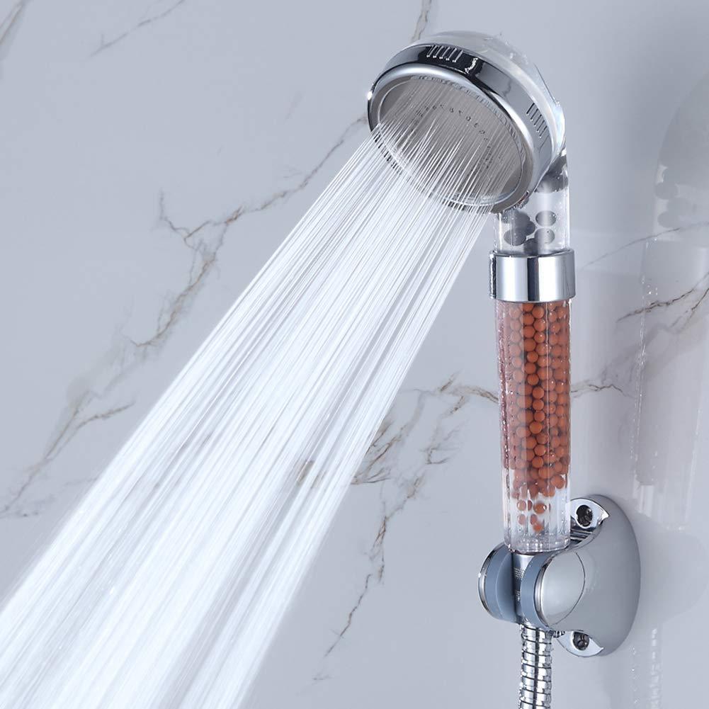 Lot de 6/Pomme de douche ions n/égatifs Boule min/érale pour purifie de douche deau Pomme de douche filtre Balles
