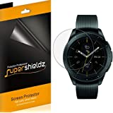 (6 Pack) Supershieldz Designed for Samsung Galaxy Watch (42mm) Screen Protector, High Definition Clear Shield (PET)
