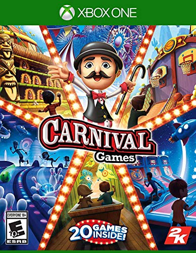 Carnival Games - Xbox One (Best Family Kinect Games)