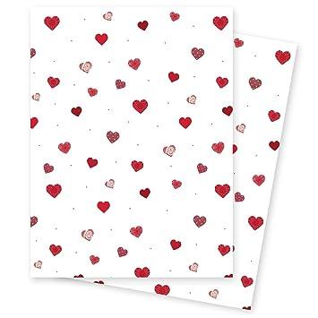 2 sheets of 70x50cm quality eco-friendly wrap DAISY gift-wrap