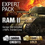 World of Tanks - Expert Pack [Online Game Code]
