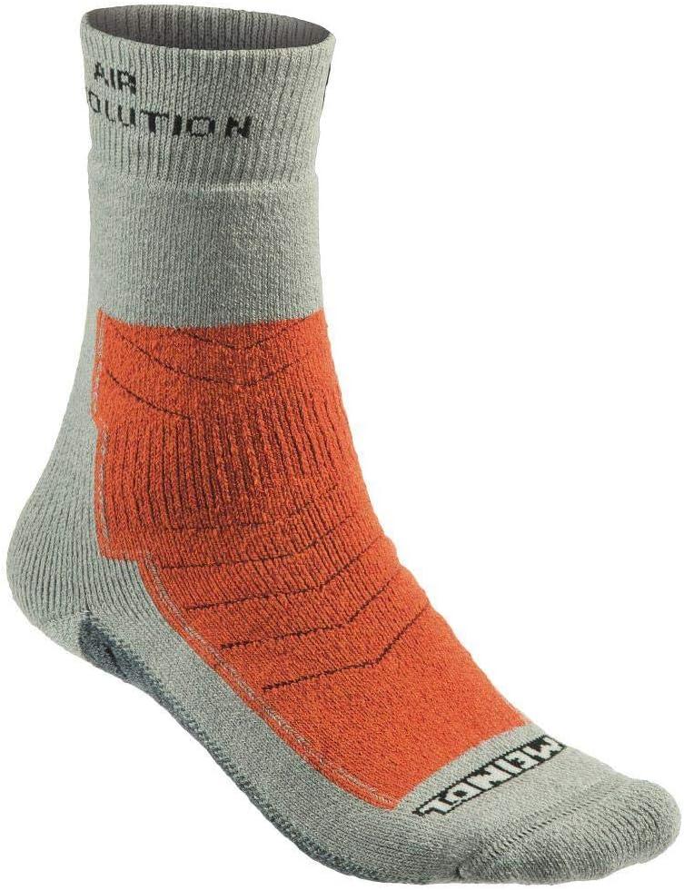 44 bis 47 grau//orange Meindl Air Revolution Pro Socken
