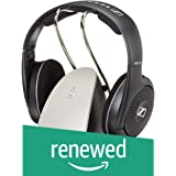(Renewed) Sennheiser HDR 120 II Wireless On-Ear Headphone (Black)