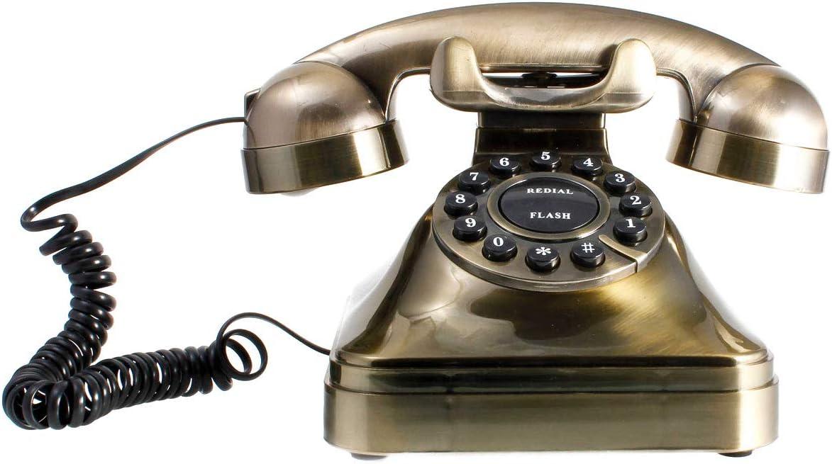Wunderschönes Zeitloses Und Elegantes Retro Telefon Elektronik