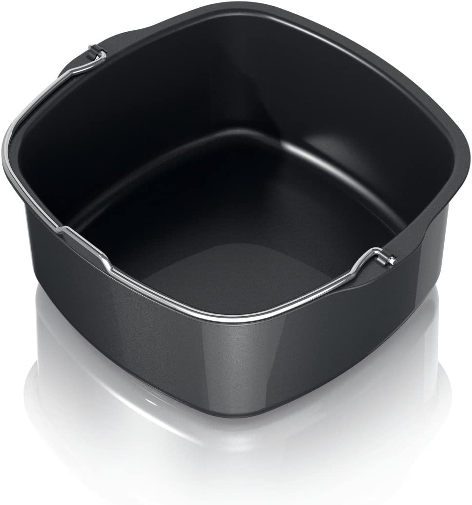 Philips Kitchen Appliances Philips Airfryer, Baking Pan, Black