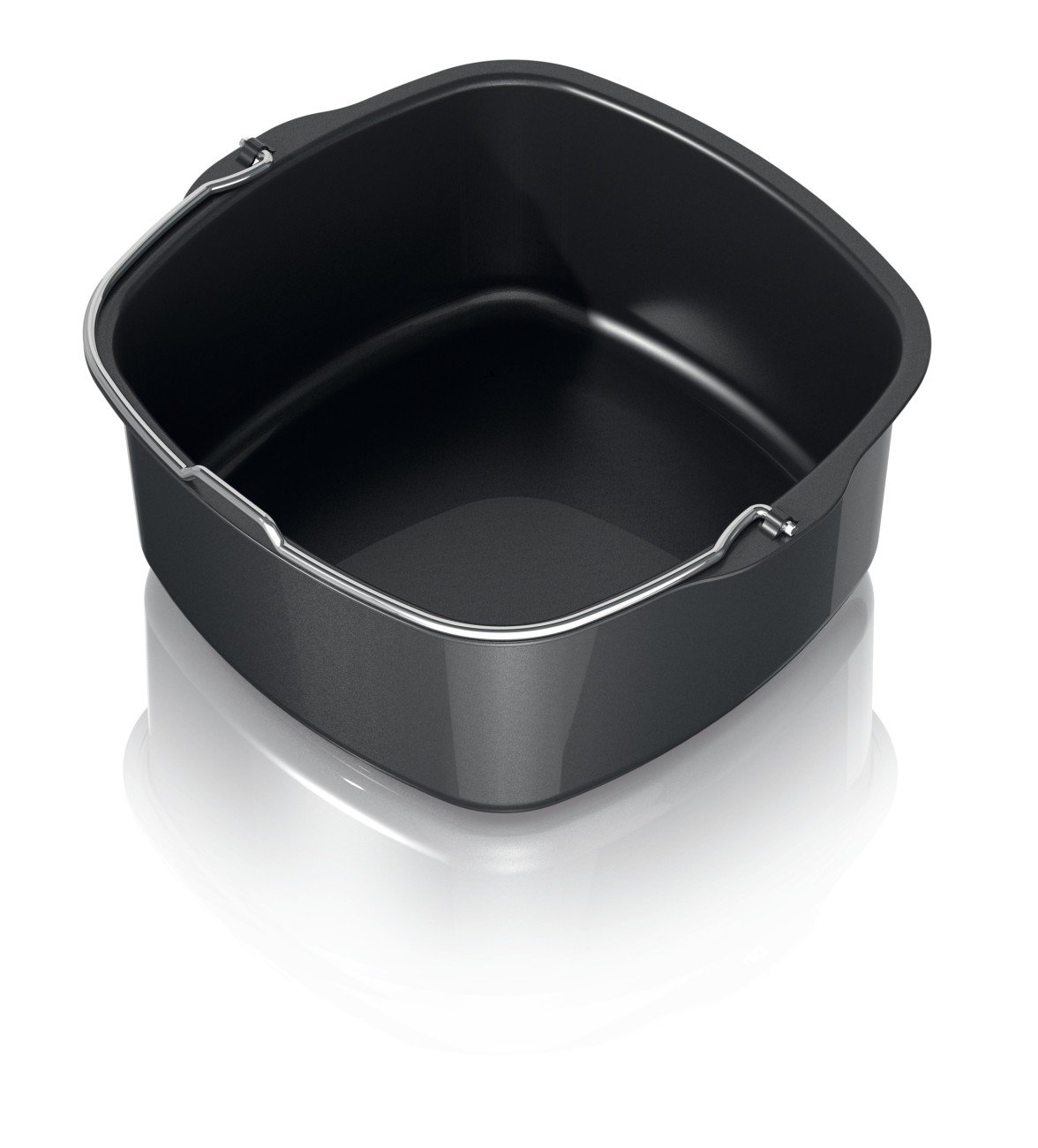 Philips Kitchen Philips HD9925/00 Airfryer, Baking Pan, Black