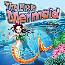 The Little Mermaid Audiobook by Larry Carney Narrated by Kara Kimmer