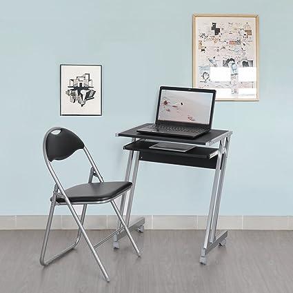 Ezhomespree 2 In 1 Computer Desk Chair Amazon Co Uk Kitchen Home
