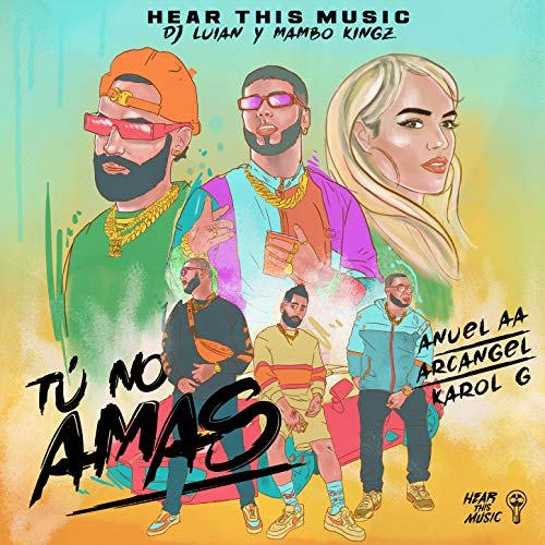Tú No Amas (feat. DJ Luian & Mambo Kingz) (Tu Lo)