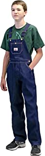 product image for Round House Big Boys Demin Overalls - Made in USA