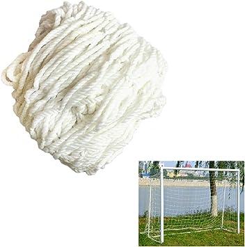 Smart Fun fútbol portería de fútbol portería redes, tamaño 3 (1.8 ...