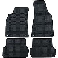PETEX Rubberen matten geschikt voor A3 Sportback vanaf 02/2013 5-deurs / A3 Sportlimousine vanaf 09/2013 4-deurs / A3…