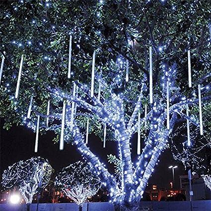 Amazon.com: Falling Lluvia Luces para la Navidad ...