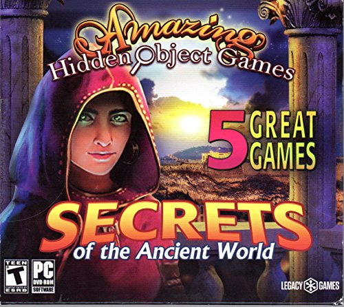 Amazing Hidden Object Games: Secrets of the Ancient World