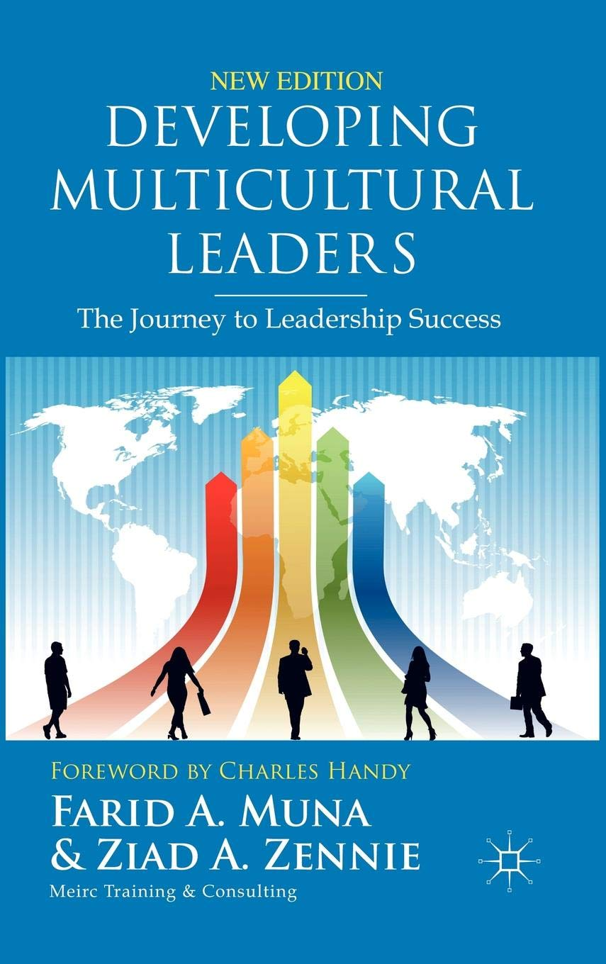 Ingredients Of Early Success >> Developing Multicultural Leaders The Journey To Leadership Success