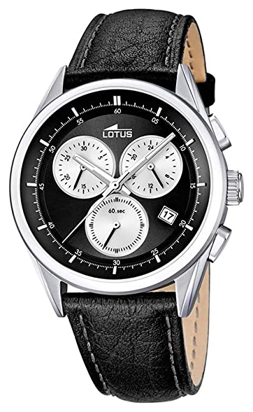 Lotus Chrono Sport 15848/4 Mens Chronograph Classic & Simple