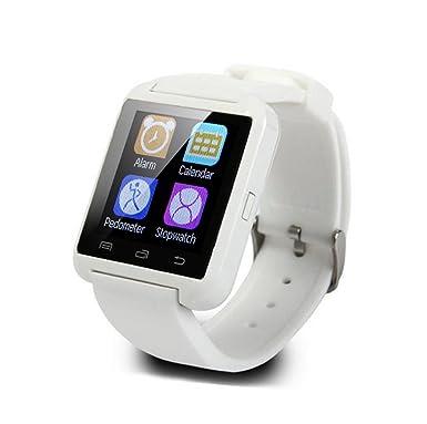 padcod U8 Bluetooth reloj inteligente para Android smartphones y iPhone serie