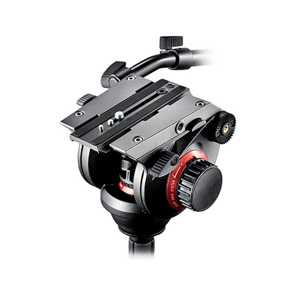 Manfrotto 504HD Video Head (Black) by Manfrotto (Image #4)