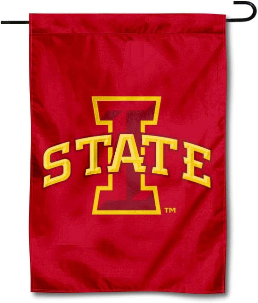 Iowa State Cyclones Garden Flag and Yard Banner