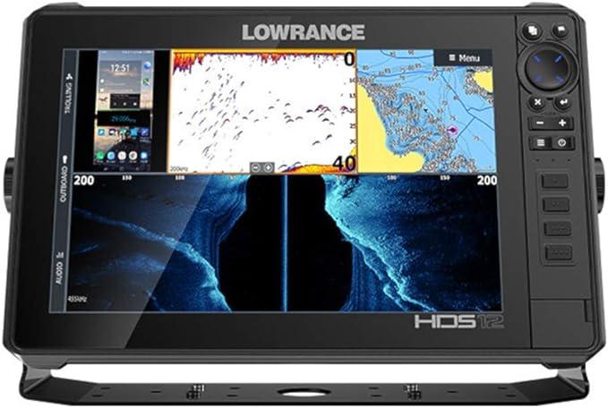 Lowrance HDS-12 Live Row con transductor Active Imaging 3 en 1: Amazon.es: Deportes y aire libre